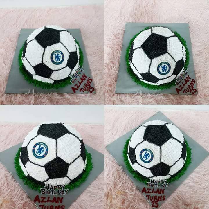 kek-bola-kulai-harijadi-birthday-biyana-bilicious-sedap-lazat-enak-cake-cheese-keraian